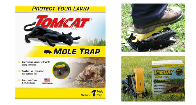 Tomcat Mole Trap: photo